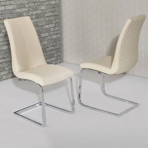 Kelcy Cream Dining Chair